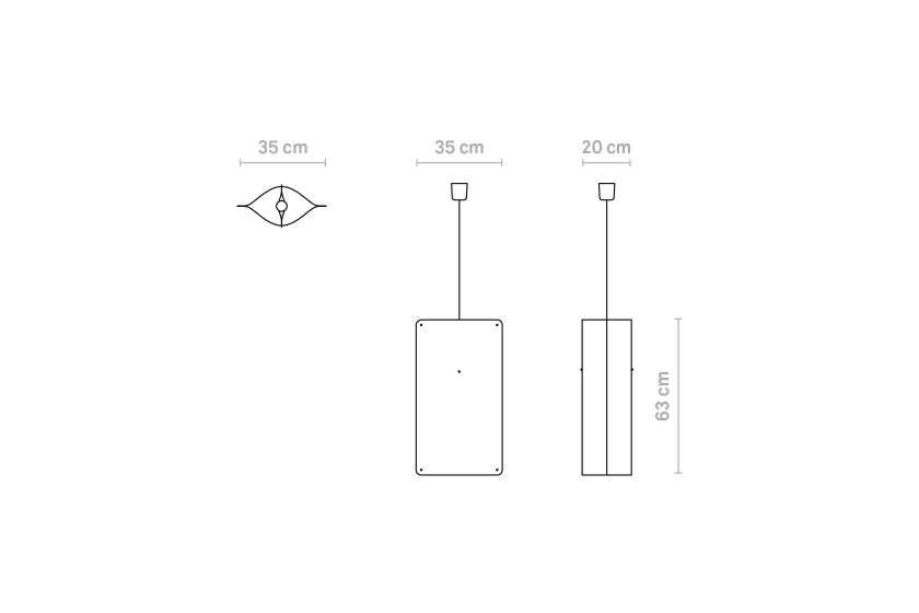Finomlights®_Tall_pendant_medium_TPM_measurements