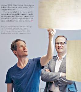 Story of Finom design light