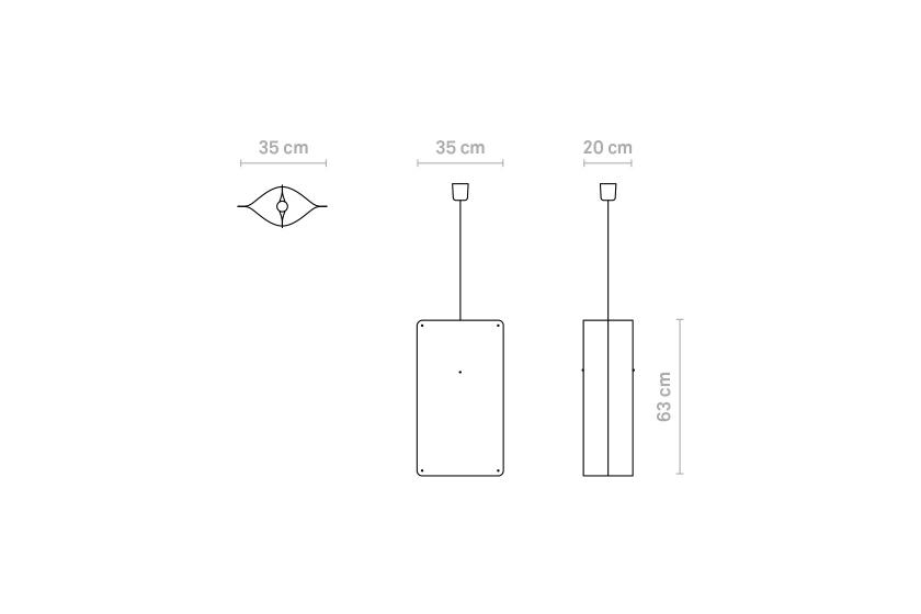 Finomlights®_Tall_pendant_medium_TPM_measurements