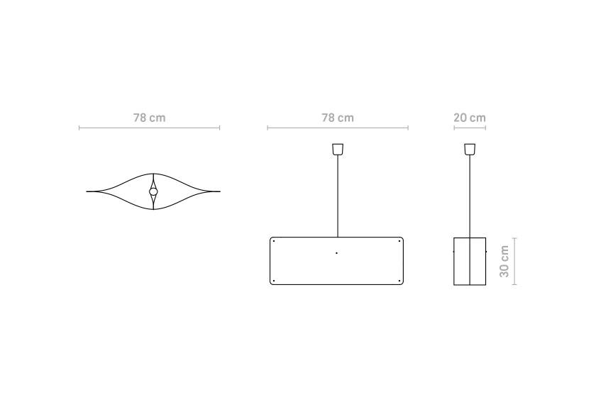 Finomlights®_Wide_pendant_small_WPS_measurements
