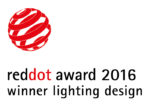FINOM as Reddot lighting series winner 2016